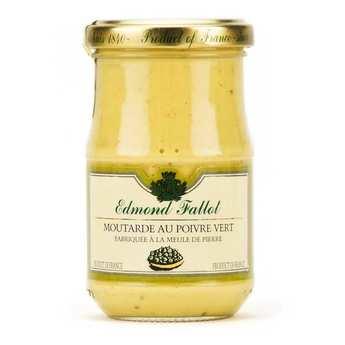 Fallot - Moutarde au poivre vert