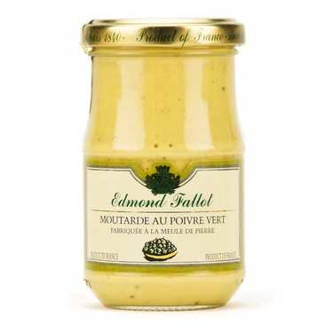 Dijon Mustard with Green Peppercorns