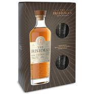 The Irishman - The Irishman Founder's Reserve gift box with 2 glasses