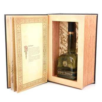 Legend Of Kremlin - Coffret cadeau livre Vodka Legend of Kremlin