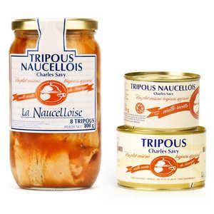 La Naucelloise - Tripous aveyronnais recette Charles Savy