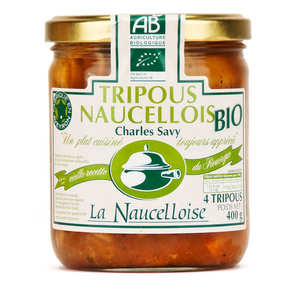 La Naucelloise - Tripous bio de l'Aveyron
