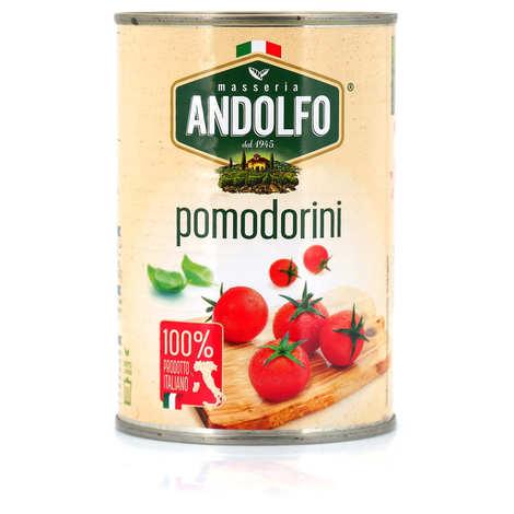 Masseria Andolfo - Tomates cerises italiennes - pomodorini