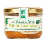La Naucelloise - Pâté de campagne bio de l'Aveyron