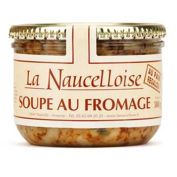 La Naucelloise - Cheese soup from Aveyron