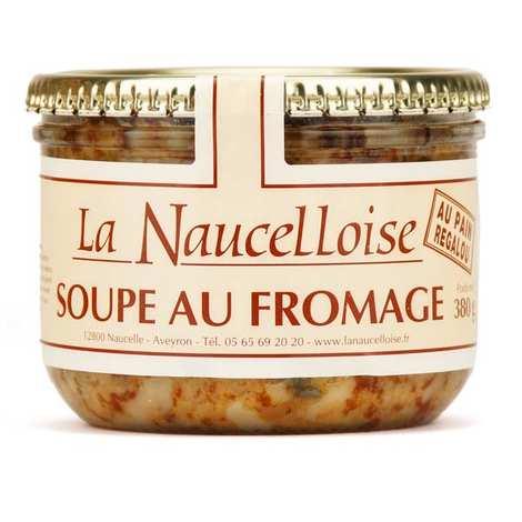 La Naucelloise - Soupe au fromage de l'Aveyron