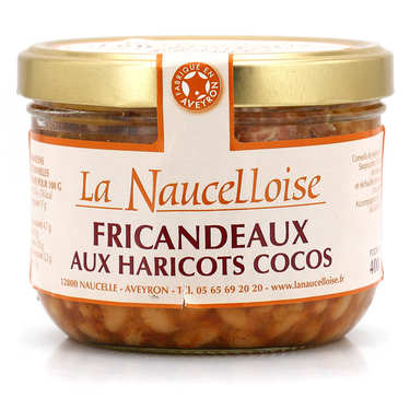 Fricandeaux aux haricots coco