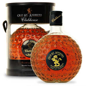 Old St Andrews - Whisky Old st Andrews Clubhouse balle de golf - 40%