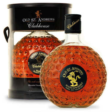 Old St Andrews Clubhouse Golf Ball bottle - 40%