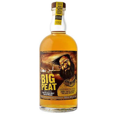Douglas Laing Co - Whisky Big Peat très tourbé 46%