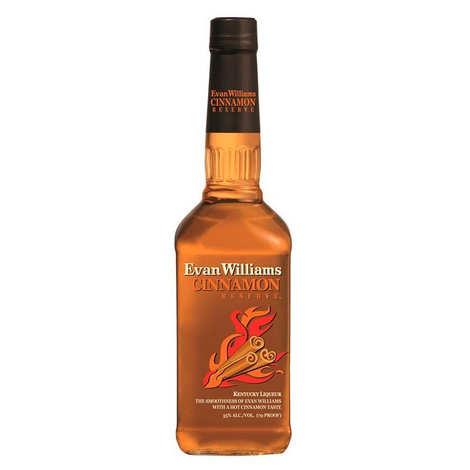 Evan Williams Distillery - Evan Williams Cinnamon reserve Whisky Liquor- 35%