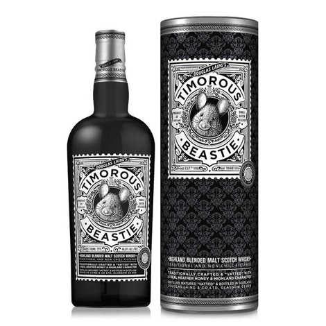 Douglas Laing Co - Timorous Beastie malt whisky - 46.8%