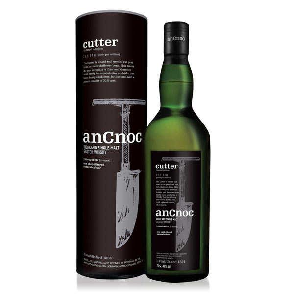 Whisky AnCnoc Cutter édition limitée 46%