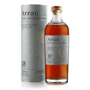 Arran - Whisky Arran single malt 18 ans 46%
