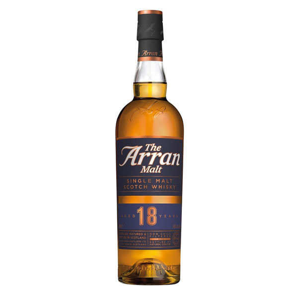 Arran Whisky - 18 years old 46%