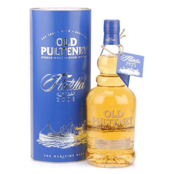 Old Pulteney whisky Flotilla 46%
