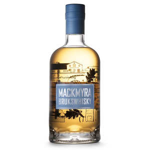 Mackmyra - Mackmyra Bruks Whisky 41.4%