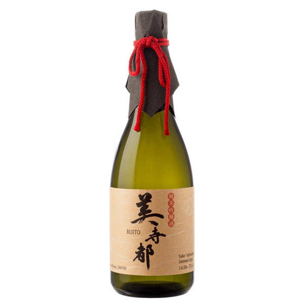 Bijito Junmai Ginjo Japanese Sake - 14.5%