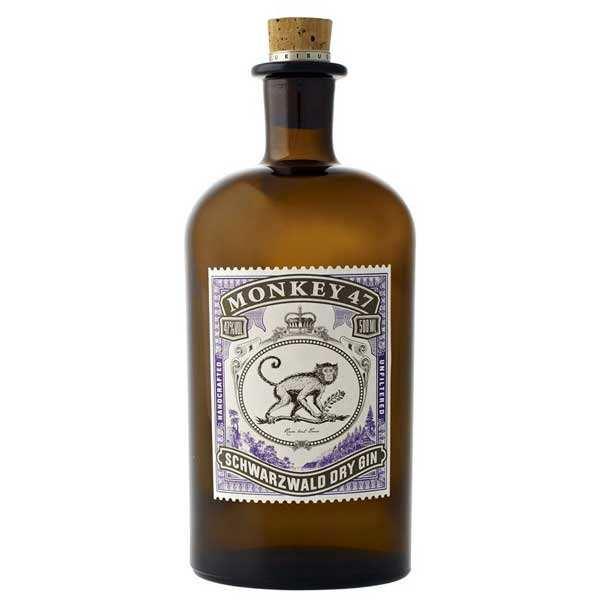 Gin Monkey 47 - 47%