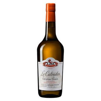 Christian Drouin - Calvados Christian Drouin selection AOC - 40%