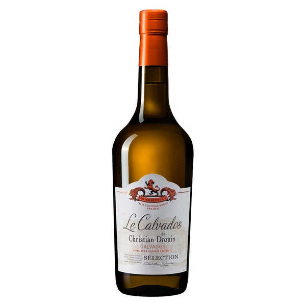 Calvados Christian Drouin selection AOC - 40%