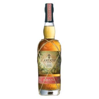 Plantation Rum - Rhum Plantation Rum Jamaica 2002 42%