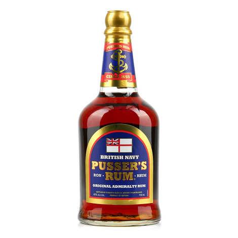 Pusser's - Rhum Pusser's Blue Label 40%