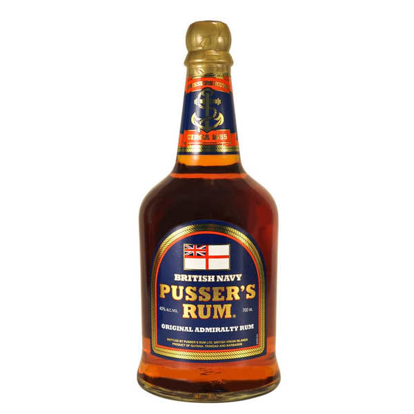 Pusser's rum 15 years old - 40%