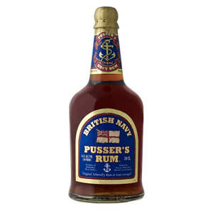 Pusser's - Pusser's Gunpowder Rum 54.5%