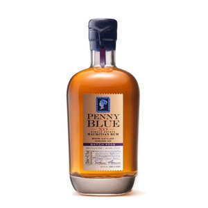 Berry Bros & Rudd - Penny Blue rum Batch #4 XO 43.3% (Mauritius)