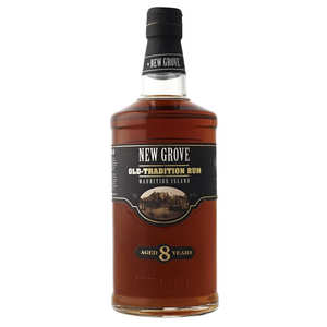 Grays Distilling - Rhum New Grove 8 years-old Old Tradition - 40%