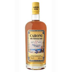 Velier - Caroni 12 yo Trinidad rum 50%