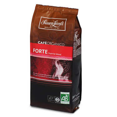 Café bio moulu Forte