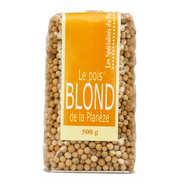La Lentille Blonde de Saint-Flour - Le pois blond de la Planèze - french dried peas