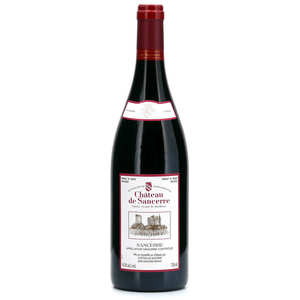 Chateau de Sancerre - Chateau de Sancerre Red Wine