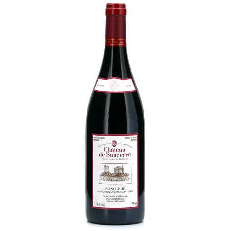 Chateau de Sancerre - Chateau de Sancerre Red Wine