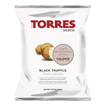 Patatas Torres - Chips gourmet à la truffe Patatas Torres