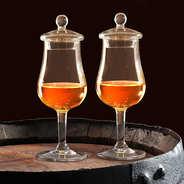 On The Rocks - Coffret 2 verres de dégustation whisky - la part des anges