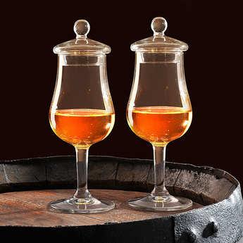 coffret 2 verres de d gustation whisky la part des anges. Black Bedroom Furniture Sets. Home Design Ideas