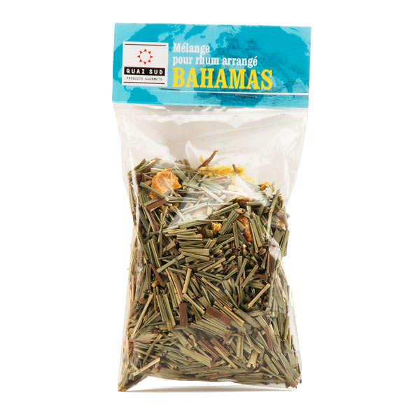 Mélange Bahamas, préparation pour rhum arrangé pimenté