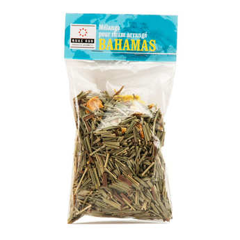 Quai Sud - Mélange Bahamas, préparation pour rhum arrangé pimenté