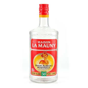 La Mauny - La Mauny  - Rhum blanc de Martinique - 50%