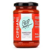 Cipriani - Organic Sansovina (Tomato basil) sauce