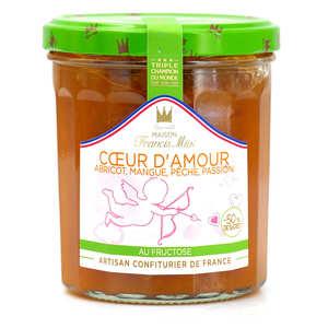 Maison Francis Miot - Sweat Heart Jam sugar less - Francis Miot