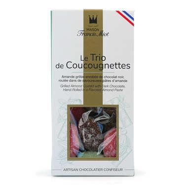 Trio de Coucougnettes de Pau