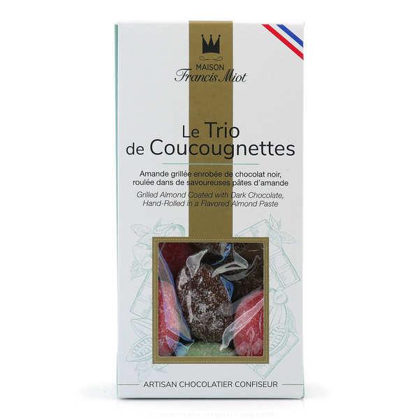 """""""Les coucougnettes de Pau"""" - 3 flavours"""