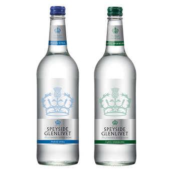 Speyside Glenlivet - Speyside Glenlivet - Scottish water for whisky