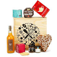 "BienManger paniers garnis - ""Sweetness for breakfast"" Hamper"