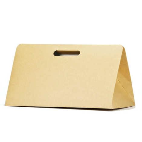 - Coffret carton pour lunch