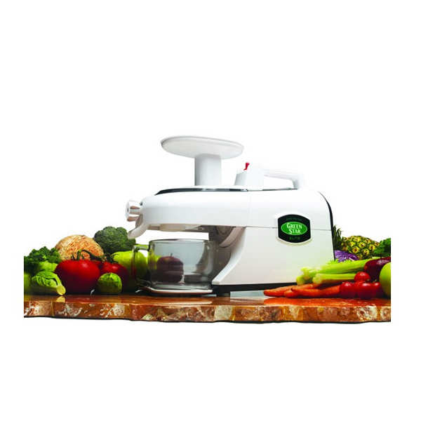 Green Star Elite juice extractor